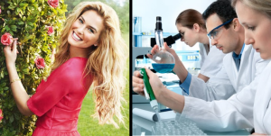model-chemist comparison