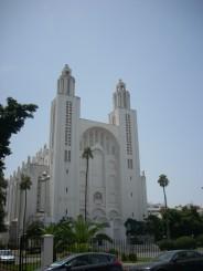 Sacré, a former church in Casablanca