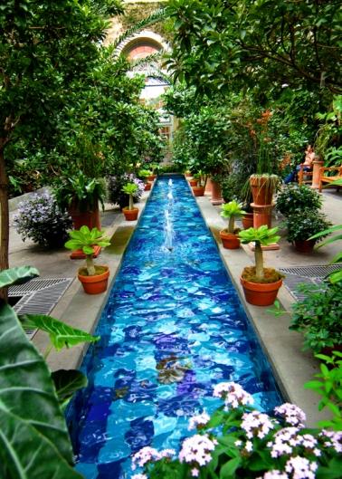 Interior stream