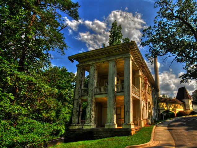 forest glen greek revival